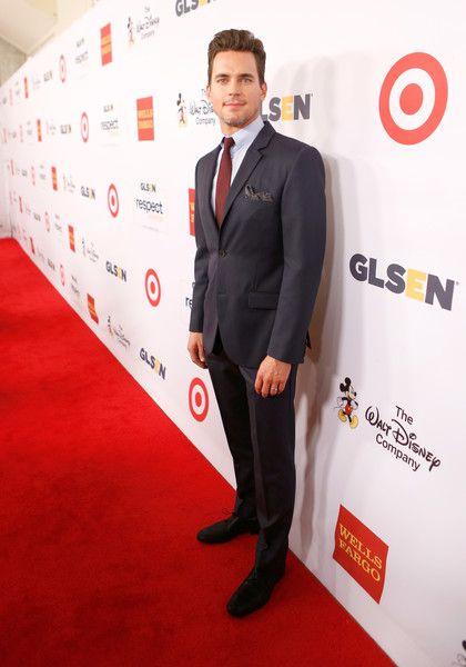 Honorary co-chair Matt Bomer attends the 2016 GLSEN Respect Awards.