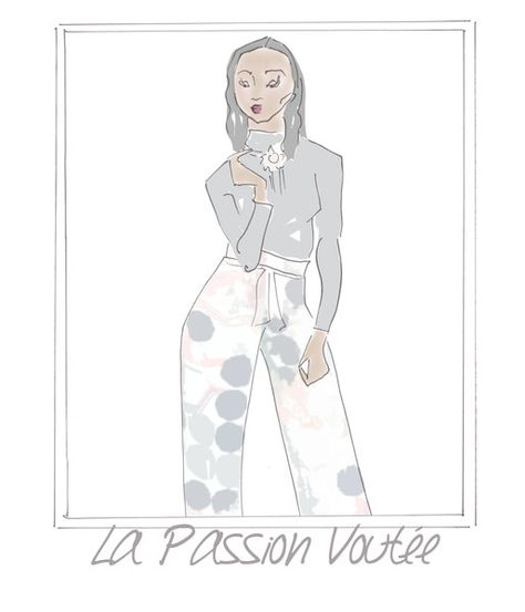 ALASKA: Louisa Moje of La Passion Voutée - The Best Style Blogger in Every State - Photos