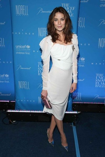Michelle Monaghan attends the 2015 UNICEF Snowflake Ball.
