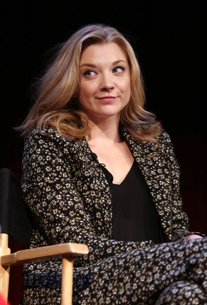 Actor Natalie Dormer takes part in a 'Women on Screen' Panel Discussion as part of Empire Live at The O2 Arena on September 25, 2016 in London, England.