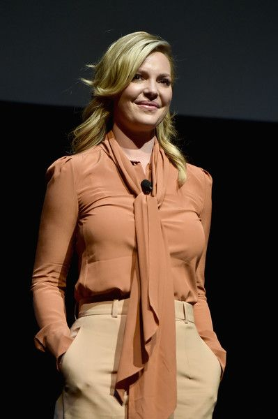 Actor Katherine Heigl attends CinemaCon 2017.