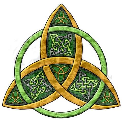Celtic trinity knot wallpaper
