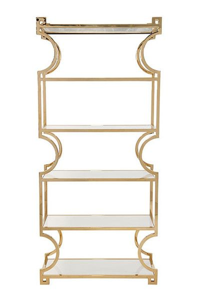Gilded Shelf - 10 Things We Want To See In Kylie Jenner's New Home - Photos