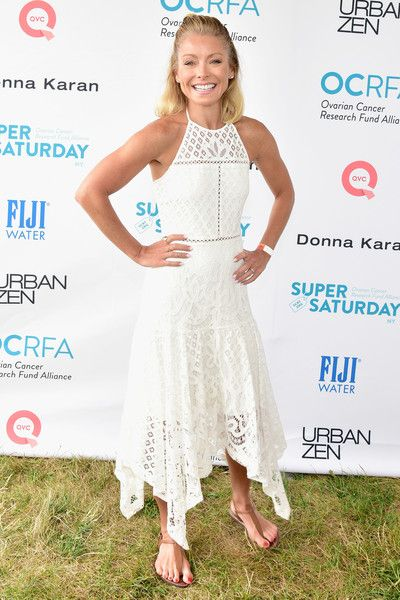 Kelly Ripa attends the OCRFA's 19th Annual Super Saturday NY.