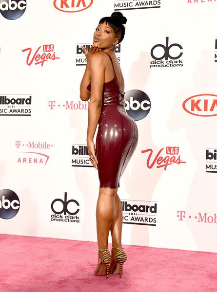 Actress/recording artist Keke Palmer poses in the press room during the 2016 Billboard Music Awards at T-Mobile Arena on May 22, 2016 in Las Vegas, Nevada.