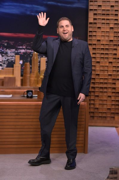 Jonah Hill appears on 'The Tonight Show Starring Jimmy Fallon.'