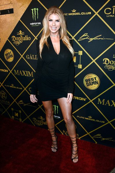 Model Charlotte McKinney attends the 2016 MAXIM Hot 100 Party at the Hollywood Palladium.