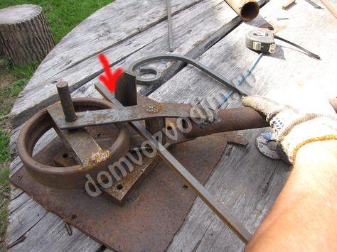 Как сделать ковку металла своими руками 27