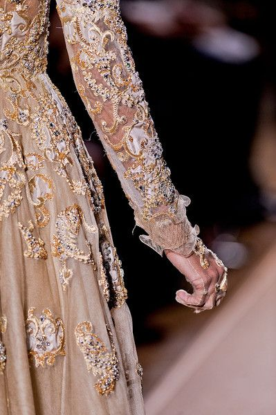 Valentino Spring 2012 Couture Details - Valentino's Most Stunning Couture Runway Details of the Decade - Photos