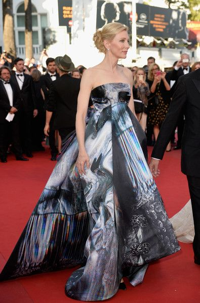 Cate Blanchett in Giles, 2015 - The Most Daring Dresses on the Cannes Red Carpet - Photos
