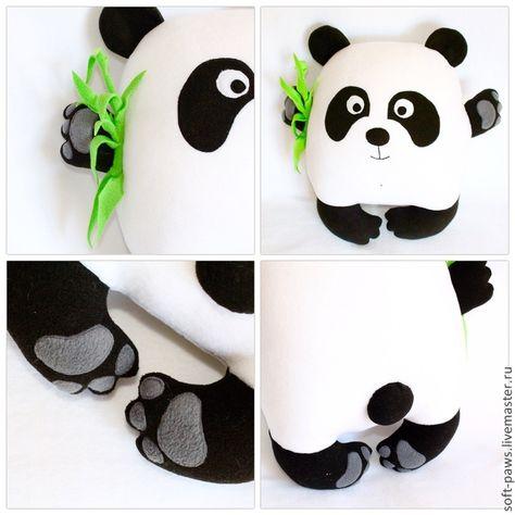 307Подушки панда своими руками