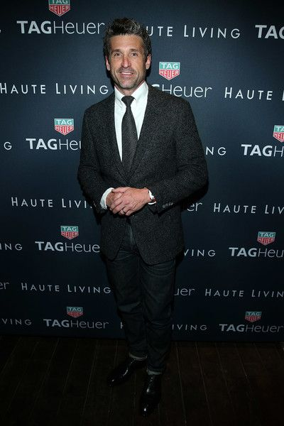 Patrick Dempsey attends the Haute Living Cover Launch in Malibu.