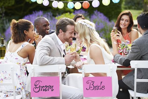 You'll Get To Enjoy The Meal - All the Reasons Why You Should Have A Small Wedding - Photos