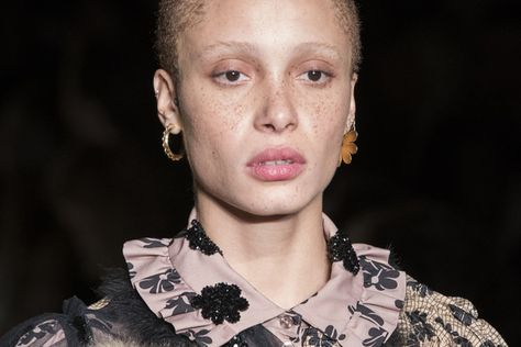 Simone Rocha, Fall 2017 - The Most Badass Jewelry on the London Runway - Photos