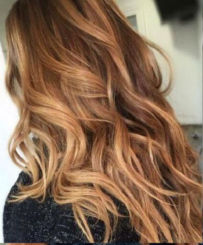 Buttery Gold - The Top Hair Color Trend of 2017 is Hygge, According to Pinterest  - Photos