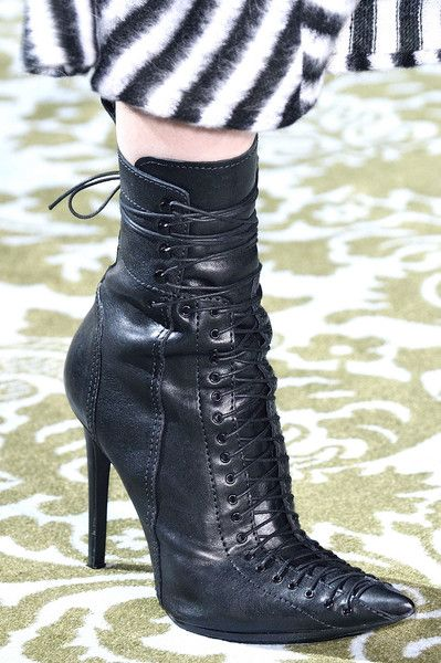 Haider Ackermann, Fall 2016 - You Have to See These Fall '16 Runway Shoes - Photos