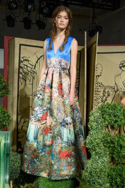Alice + Olivia, Spring 2017 - The Most Beautiful Dresses at NYFW Spring 2017 - Photos