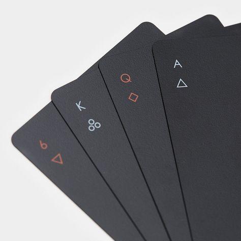 Minim Playing Cards