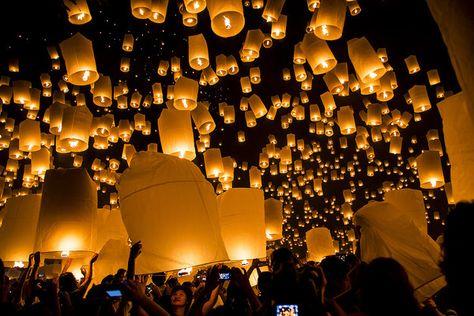 Festivals to Go to Around the World | Lantern Festival