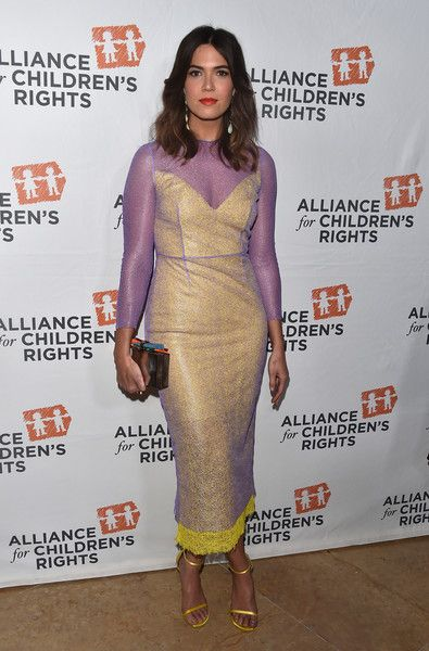 Actress Mandy Moore attends The Alliance For Children's Rights 25th Anniversary Celebration at The Beverly Hilton Hotel on March 16, 2017 in Beverly Hills, California.