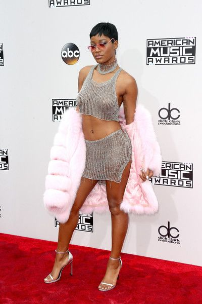 Keke Palmer - All the Looks from the 2016 American Music Awards - Photos
