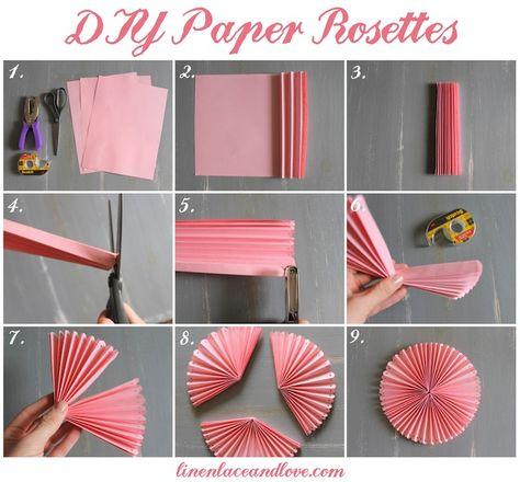 Фанты из бумаги сделать своими руками