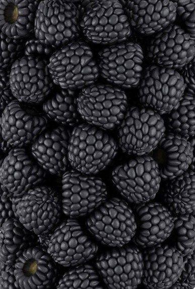 PATTERN INSPIRATION: BLACKBERRY