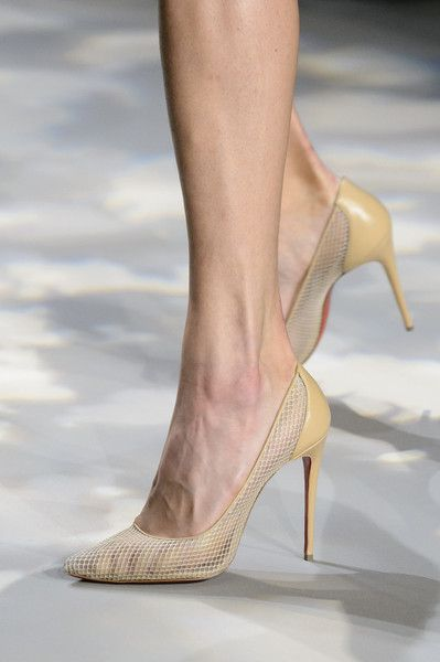 Jenny Packham, Fall 2017 - The Best Shoes on the New York Runway - Photos