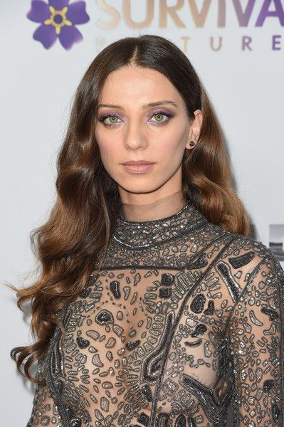 Angela Sarafyan attends the New York Screening of 'The Promise.'