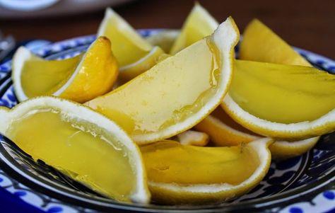 Boozy Lemoncello Jell-O Shots - The Ultimate List of Jell-O Shots Recipes - Photos