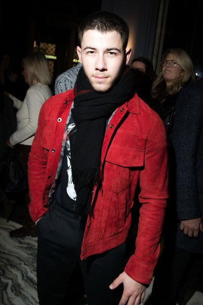 Nick Jonas attends as GQ Celebrates Milan Men's Fashion Week during Milan Men's Fashion Week Fall/Winter 2017/18.