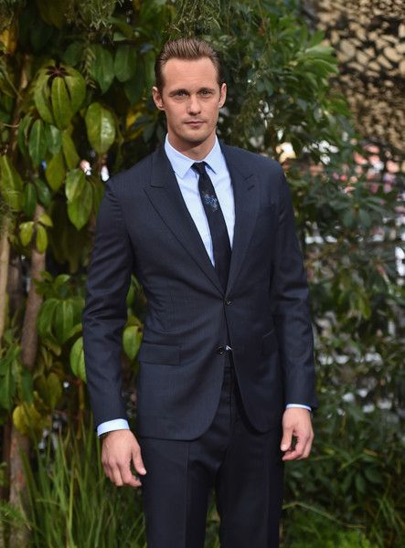 """Actor Alexander Skarsgard attends the premiere of Warner Bros. Pictures' """"The Legend of Tarzan"""" at Dolby Theatre on June 27, 2016 in Hollywood, California."""