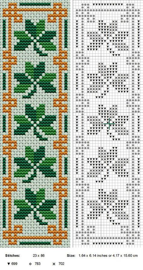 Книги схем вышивок крестом