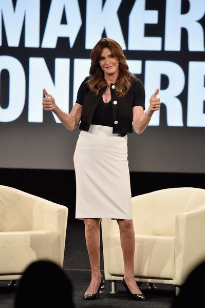 Caitlyn Jenner speaks at the 2016 MAKERS Conference.