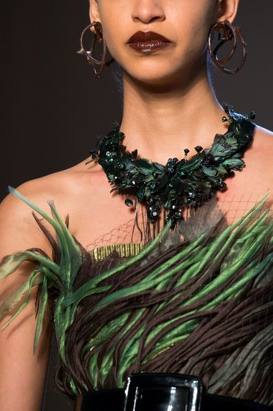 Jean Paul Gaultier Couture, Fall 2016 - The Most Daring Fall '16 Couture Jewelry - Photos