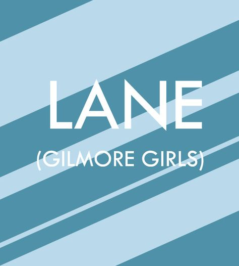 Lane - Pop Culture Baby Names for Girls  - Photos