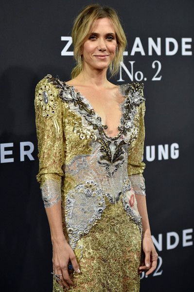 Kristen Wiig attends the 'Zoolander 2' World Premiere.