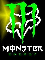 Fox racing monster energy logo