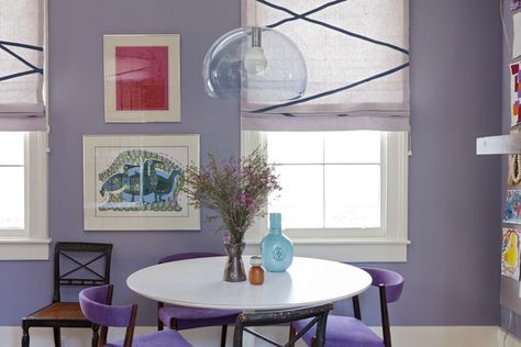 Breakfast Nook - 30 Easy Color Ideas for Every Room of Your House