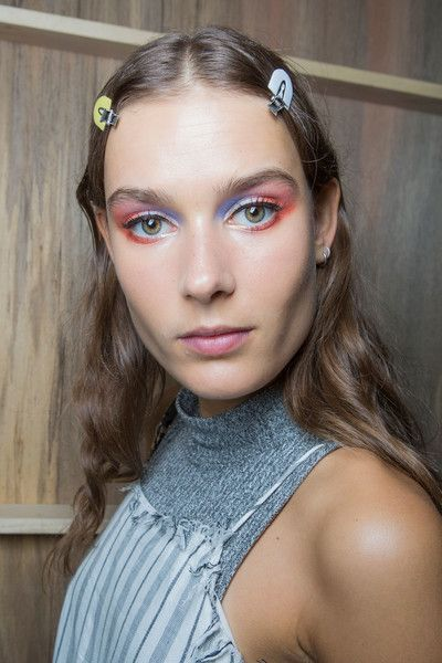 Jill Stuart, Spring 2017 - The Boldest and Most Beautiful Hair at NYFW Spring 2017 - Photos