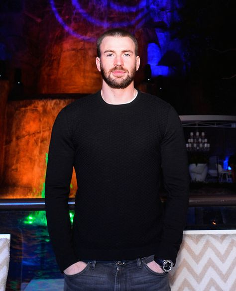 Actor Chris Evans attends Billboard Music Awards kick-off party at Intrigue Nightclub at Wynn Las Vegas on May 21, 2016 in Las Vegas City.