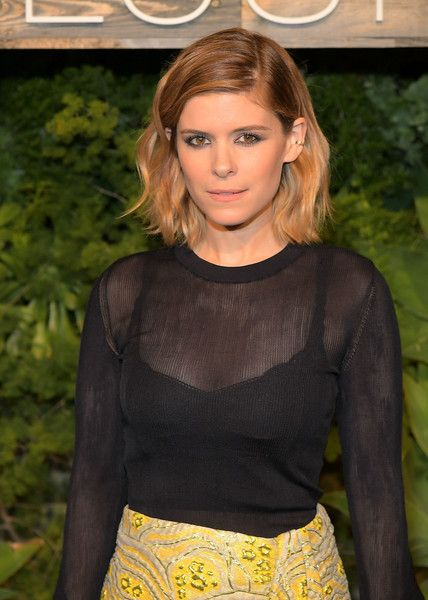 Kate Mara attends the H&M Conscious Exclusive Dinner at Smogshoppe.