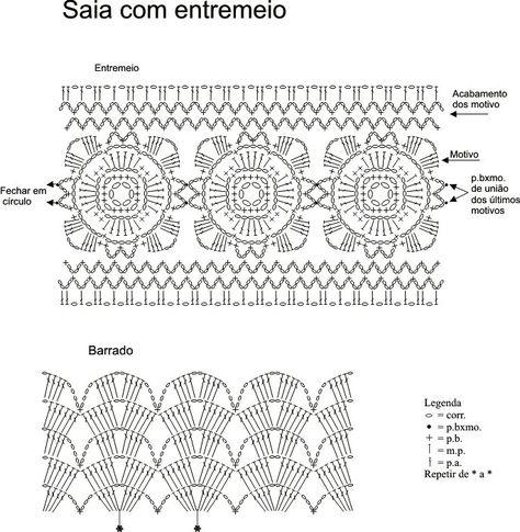 Вязание ткань модели и схемы 645