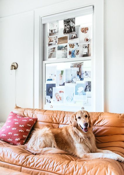Lounging Around - A French Blogger's Effortless and Eclectic Home - Photos