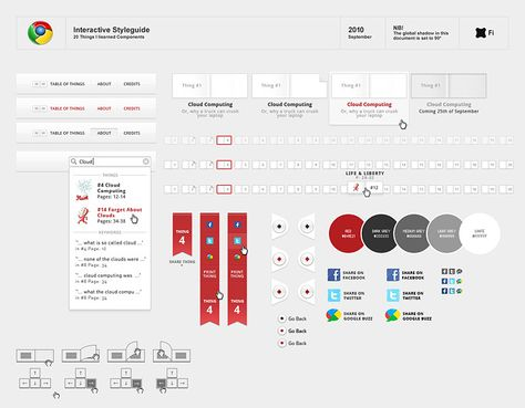 Google user interface guidelines