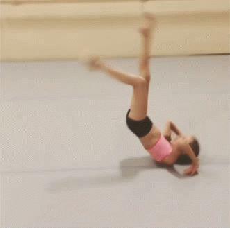 Gymnastics tumblr gif