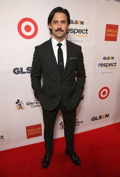 Actor Milo Ventimiglia attends the 2016 GLSEN Respect Awards.