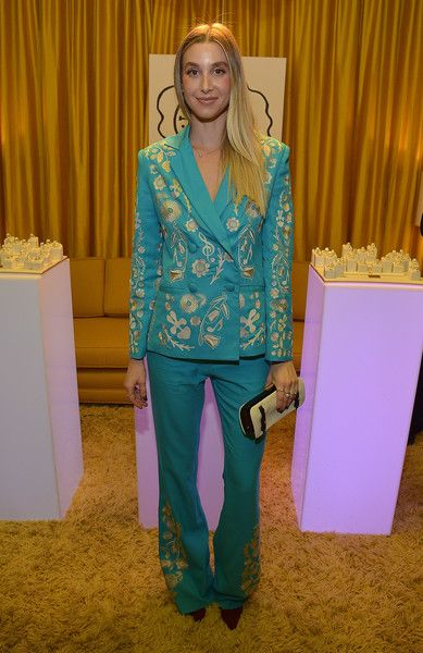 Whitney Port attends Tacori In Wonderland at the Viceroy Hotel on September 27, 2016 in Santa Monica, California.