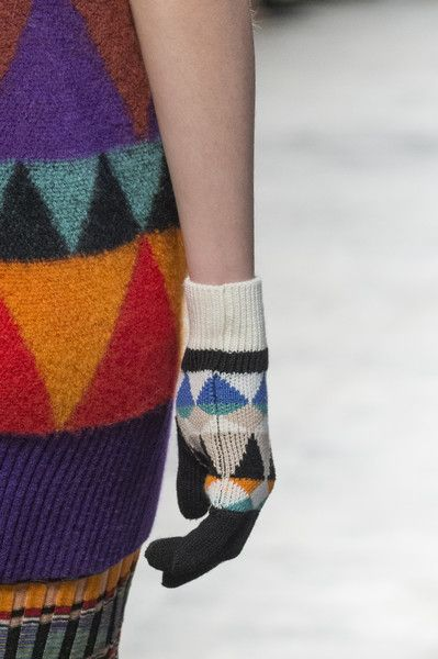 Missoni, Fall 2017 - Milan's Fall 2017 Runway Collections in All Their Glorious Detail - Photos