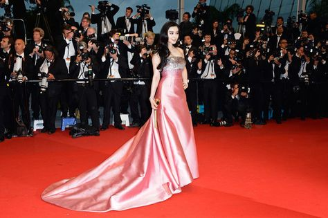 Fan Bingbing in Louis Vuitton, 2013 - The Most Daring Dresses on the Cannes Red Carpet - Photos
